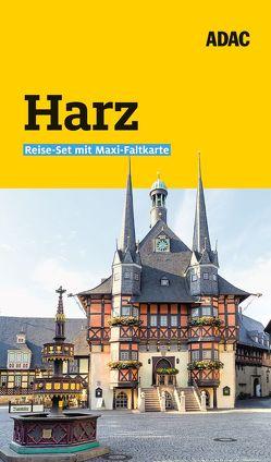 ADAC Reiseführer plus Harz von Diers,  Knut, Pinck,  Axel