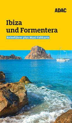 ADAC Reiseführer plus Ibiza und Formentera von Lendt,  Christine
