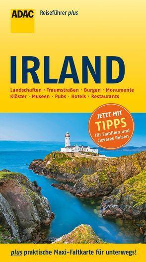 ADAC Reiseführer plus Irland von Becker,  Herbert