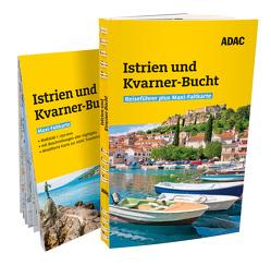 ADAC Reiseführer plus Istrien und Kvarner-Bucht von Pinck,  Axel, Wengert,  Veronika