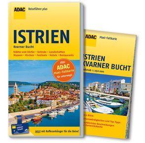 ADAC Reiseführer plus Istrien und Kvarner Bucht von Pinck,  Axel