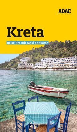 ADAC Reiseführer plus Kreta von Hübler,  Cornelia, Verigou,  Klio