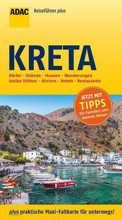 ADAC Reiseführer plus Kreta von Hübler,  Cornelia