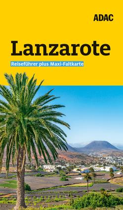 ADAC Reiseführer plus Lanzarote von Brüdgam,  Nele-Marie