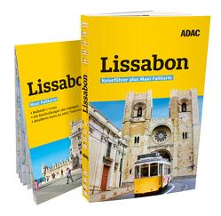 ADAC Reiseführer plus Lissabon von Nöldeke,  Renate