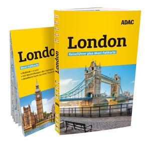 ADAC Reiseführer plus London von Grever,  Josephine