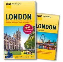 ADAC Reiseführer plus London von Lindlbauer,  Sabine