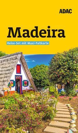 ADAC Reiseführer plus Madeira von Breda,  Oliver
