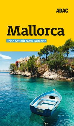 ADAC Reiseführer plus Mallorca von Hübler,  Cornelia, van Rooij,  Jens
