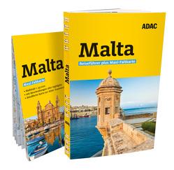 ADAC Reiseführer plus Malta von Latzke,  Hans E.
