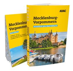 ADAC Reiseführer plus Mecklenburg-Vorpommern von Katja,  Gartz, KUMMER,  DOLORES