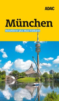 ADAC Reiseführer plus München von Lehmann,  Ischta