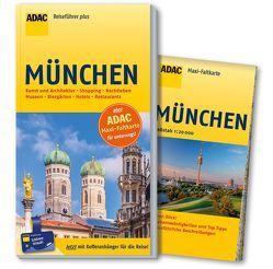 ADAC Reiseführer plus München von Biller,  Josef H., Schacherl,  Lillian