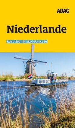 ADAC Reiseführer plus Niederlande von Johnen,  Ralf, Jürgens,  Alexander