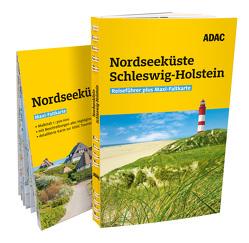 ADAC Reiseführer plus Nordseeküste Schleswig-Holstein mit Inseln von Lammert,  Andrea, Leyk,  Randolf