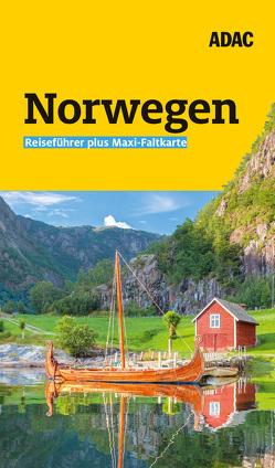 ADAC Reiseführer plus Norwegen von Nowak,  Christian
