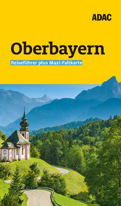 ADAC Reiseführer plus Oberbayern von Fraas,  Martin