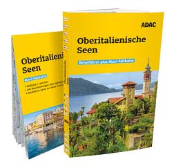 ADAC Reiseführer plus Oberitalienische Seen von Frei,  Franz Marc