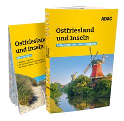 ADAC Reiseführer plus Ostfriesland und Ostfriesische Inseln von Lammert,  Andrea