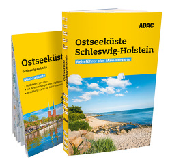 ADAC Reiseführer plus Ostseeküste Schleswig-Holstein von Dittombée,  Monika
