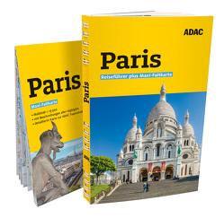 ADAC Reiseführer plus Paris von Fieder,  Jonas
