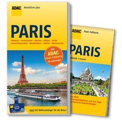 ADAC Reiseführer plus Paris von Schenk,  Gabriele Christine