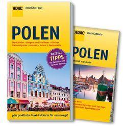 ADAC Reiseführer plus Polen von Köthe,  Friedrich, Schetar-Köthe,  Daniela