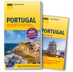 ADAC Reiseführer plus Portugal von Studemund-Halévy,  Michael