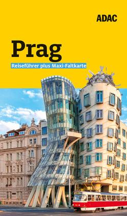 ADAC Reiseführer plus Prag von Neudert,  Franziska, Welzel,  Stefan