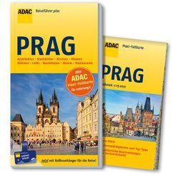 ADAC Reiseführer plus Prag von Keilhauer,  Anneliese