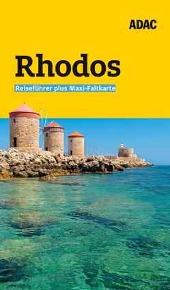 ADAC Reiseführer plus Rhodos von Verigou,  Klio