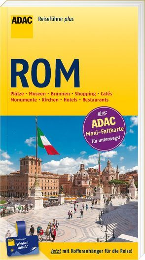 ADAC Reiseführer plus Rom von Rosendorfer,  Herbert