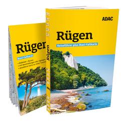 ADAC Reiseführer plus Rügen von Lindemann,  Janet, Lopez-Guerrero,  Gabriel Calvo, Tzschaschel,  Sabine