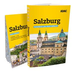 ADAC Reiseführer plus Salzburg von Fraas,  Martin