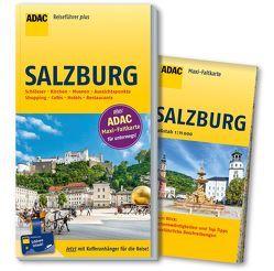 ADAC Reiseführer plus Salzburg von Möller,  Renate