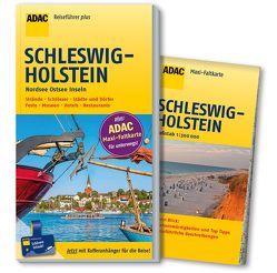 ADAC Reiseführer plus Schleswig-Holstein von Jürgens,  Alexander