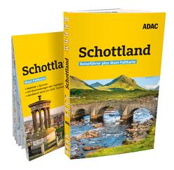 ADAC Reiseführer plus Schottland von Klöpping,  Wilfried, Kossow,  Annette