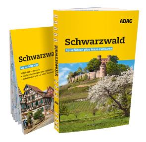 ADAC Reiseführer plus Schwarzwald von Goetz,  Rolf, Mantke,  Michael