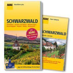 ADAC Reiseführer plus Schwarzwald von Goetz,  Rolf