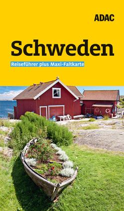 ADAC Reiseführer plus Schweden von Kilimann,  Susanne, Knoller,  Rasso