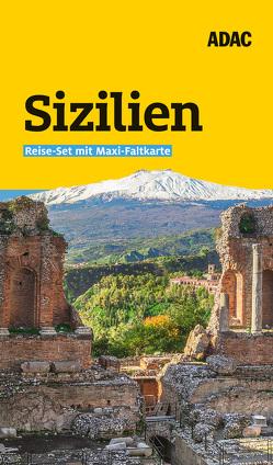 ADAC Reiseführer plus Sizilien von De Rossi,  Nicoletta