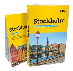ADAC Reiseführer plus Stockholm von Lohs,  Cornelia