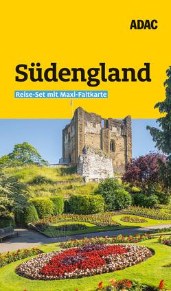 ADAC Reiseführer plus Südengland von Möginger,  Robert