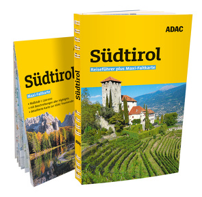 ADAC Reiseführer plus Südtirol von Schnurrer,  Elisabeth