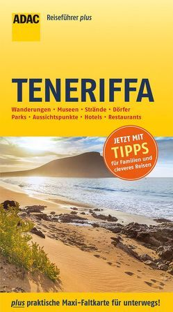ADAC Reiseführer plus Teneriffa von Nenzel,  Nana Claudia