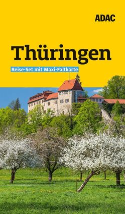 ADAC Reiseführer plus Thüringen von Lopez-Guerrero,  Gabriel Calvo, Rechenbach,  Bärbel, Tzschaschel,  Sabine