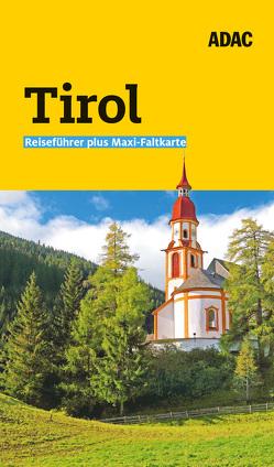 ADAC Reiseführer plus Tirol von Weindl,  Georg