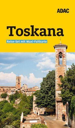 ADAC Reiseführer plus Toskana von Maiwald,  Stefan
