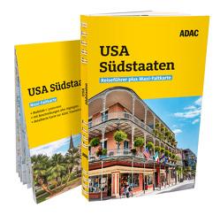 ADAC Reiseführer plus USA Südstaaten von Johnen,  Ralf