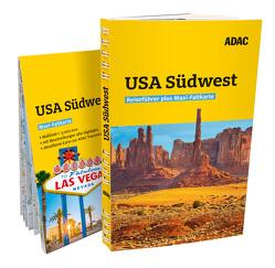 ADAC Reiseführer plus USA Südwest von Johnen,  Ralf